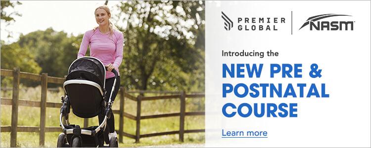 Pre & Postnatal Course